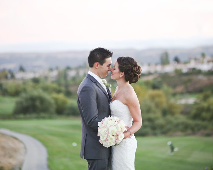 Emily & Brandon: Bridges Golf Club San Ramon Wedding Photography