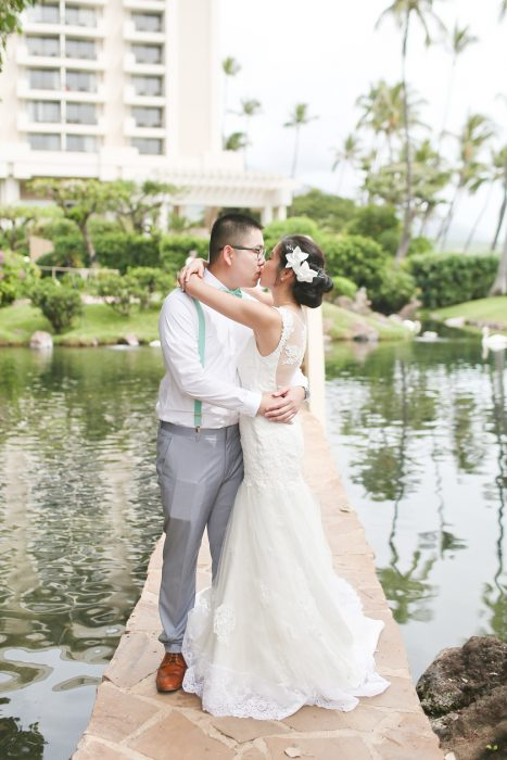 Carmen & Philip: Hyatt Regency Maui Wedding