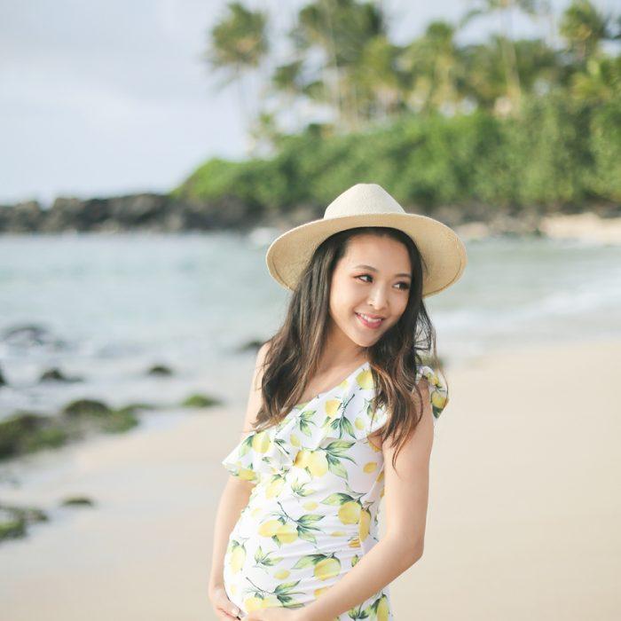 Oahu Maternity Portraits
